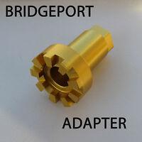 Bridgeport Power Feed Tool Mill Crank Knee Lift Tooling Comet Enco Sharp & Acer