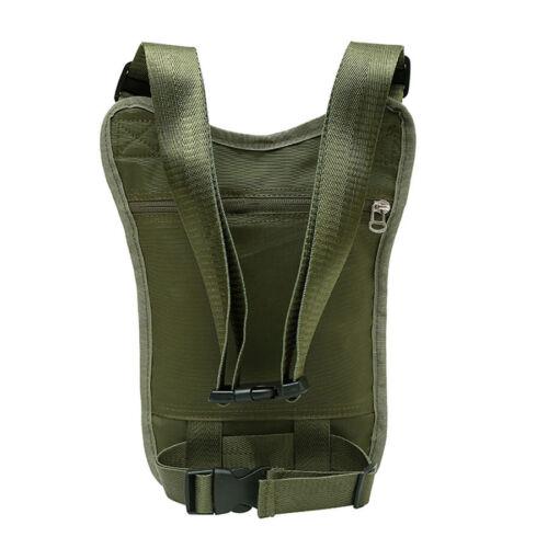 Men/'s Nylon Crossbody Shoulder Messenger Bag Sport Bum Belt Leg Fanny Waist Pack