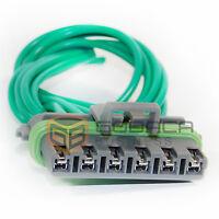 Connector 6-way Solenoid Brake Pressure Module Valve Sensor For Gm Pontiac