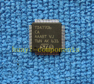 1pcs Original ST TDA7706CA TDA7706 CA QFP64 new