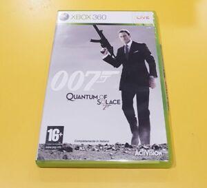 007-Quantum-of-Solace-GIOCO-XBOX-360-VERSIONE-ITALIANA