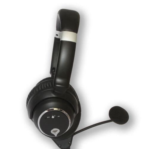 SEHT SH10-X Pilot Aviation ANR Hybrid Noise Cancelling Headset