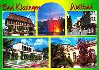 Bad Kissingen  , Ansichtskarte ,2004 gelaufen