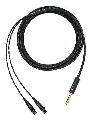 ZMF 10ft 4-Pin XLR Corpse Cable for AUDEZE LCD2 LCD3 LCD4 LCDX LCDXC
