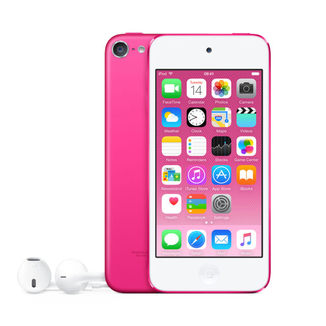 Apple Ipod Touch 128gb 6th Generation Mp3 Player Mkwk2ll A For Sale Online Ebay