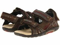 Stride Rite Sandals Scooter Brown 4.5 M 5 W