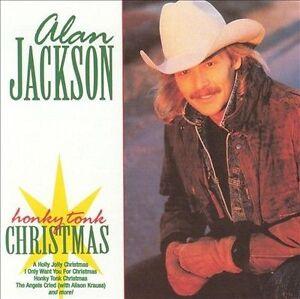 image is loading alan jackson honkytonk christmas rare cd with chipmunks - Alan Jackson Christmas Songs