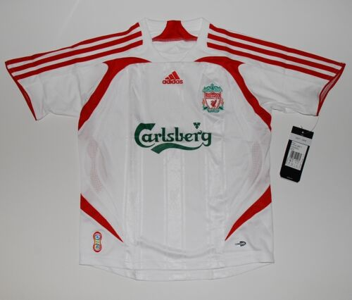 Adidas Liverpool 20072008 Away Jersey Youth