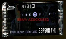 The X Files Season Two Topps Packet Pack Trade Cards Sealed