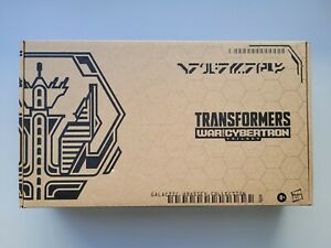 Transformers War for Cybertron Galactic Odyssey Botropolis Rescue Mission - New