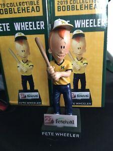 Pete Wheeler Backyard Baseball Bobblehead SGA Madison ...
