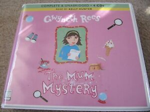 The-Mum-Mystery-Audio-Book-by-Gwyneth-Rees-on-4-CDs-4-5-hrs-Read-by-Kelly-Hunter