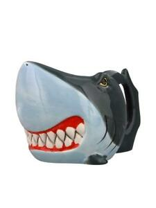 Mug-Shark-Sea-Animal-Fish-Shark-Head-Sea-Life-Nautical-Water-Novelty-Gift