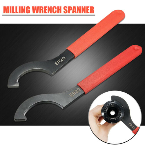 ER25 ER32 Wrench Spanner For Collet Chuck Holder CNC Milling Machine Cutter O