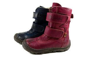 huge discount a8d8c b591d Details about Bisgaard Winter Boots Children Leather/TEX / Wool Shoes gr.  gr.24-36 61017 NEW