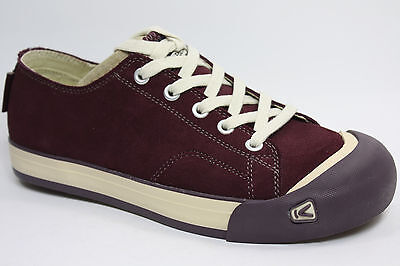 Keen Chaussures Femmes Sneaker Coronado Cuir Marron Nouveau