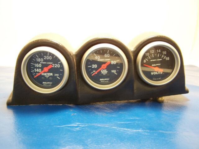 Auto Meter Sport 16