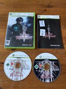 L-039-ultimo-RESTO-Microsoft-Xbox-360-2008-gioco-con-Manuel