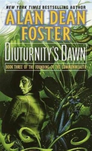 1 of 1 - Diuturnity's Dawn by Alan Dean Foster (Paperback, 2003)