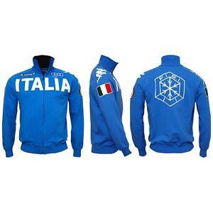 pretty nice 77628 9b759 FISI 2016 KAPPA ITALIA AUDI SKI TEAM JACKET FELPA GIACCHETTO ...