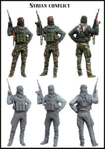 1-35-Scale-Resin-Figure-Model-Kit-Extremist-EM-35015