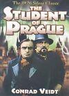 Student of Prague Silent Classic 0089218449894 With Conrad Veidt DVD Region 1
