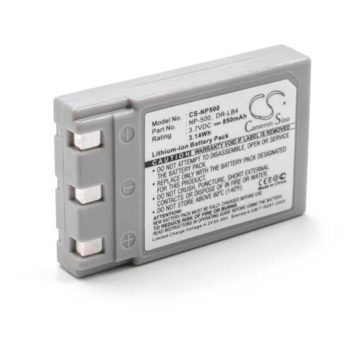Batería 850mah para Fujitsu-Siemens CX 431