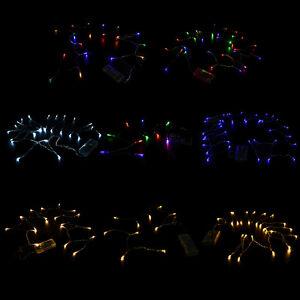 Battery-Power-Mini-10-20-30-LEDs-Christmas-String-Fairy-Lights-R