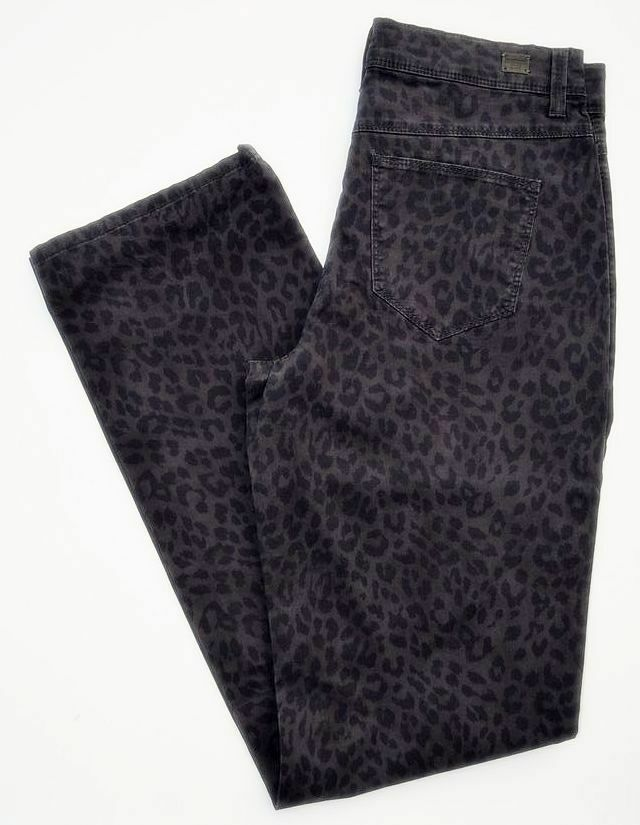 MAC Jeans  STELLA Baumwoll  Stretch Leo Leopardenmuster Gr.38 L 32  NEU