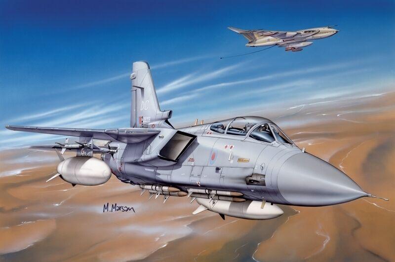 Italeri 1 48 Tornado F.3  Sealed