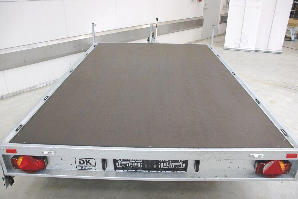 Trailer HN 253121, lastevne (kg): HN 253121
