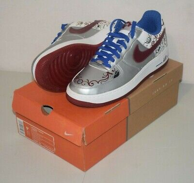"""Nike Air Force 1 Premium Lebron """"Collection Royale"""" New Release 313985 061"""
