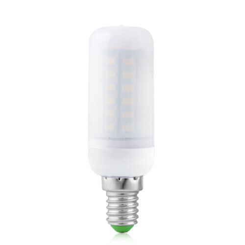 Hell E14-Basis Milchig WeißE 5730-Chip-LED-Maisbirne Cool//Warm White Lamp Light
