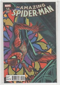 Details about Amazing Spiderman Volume 4 #1 4 Fran Cavil Variant 9 6