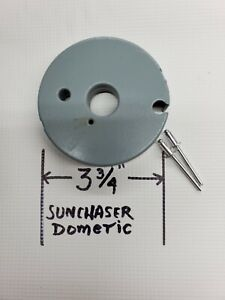 DOMETIC RV AWNING PARTS. LEFT HAND END CAP FOR SUNCHASER ...