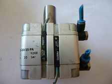Festo ADVU-50-15-PA Kurzhubzylinder Kompaktzylinder Pneumatik