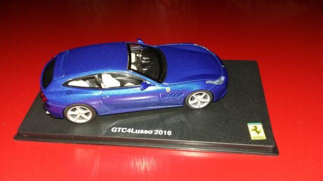 FERRARI GTC4 LUSSO - 2016 FERRARI GT COLLECTION  SCALA 1/43 no BBR no Looksmart