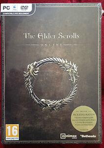 The-Elder-Scrolls-Online-FRANCAIS-FR-PC-MAC-100-NEUF-sous-BLISTER
