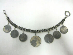 CHARIVARI - MÜNZ-CHARIVARI - Münzen dtsch. Reich - Silber / versilbert - TRACHT