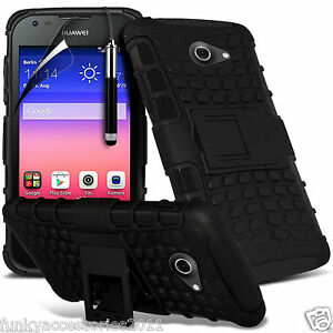 Shockproof-Heavy-Duty-Protection-Hard-Dual-Layer-Phone-Case-Kick-Stand-Huawei