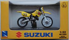 NewRay - Suzuki RM125 1:32 / Spur 1 Neu/OVP Moto Cross Motorrad-Modell