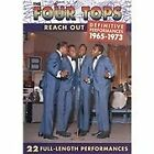 The Four Tops - Reach Out [DVD] (+DVD, 2008)