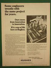 9/1980 PUB HUGHES AIRCRAFT COMPANY ELECTRO-OPTICAL DATA SYSTEMS LASER AD