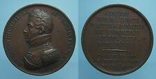 FRANCIA MEDAGLIA 1824 CARLO X BB