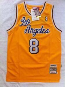 Canotta nba basket maglia Kobe Bryant jersey Los Angeles Lakers S M ... 9fd95b61461c