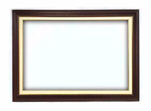 Cornice classica in legno interno 60x90 cm quadro for Cornice per quadro