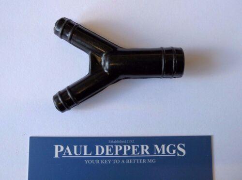 MG MGB Carb Breather Y Piece 12G2134