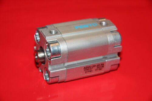 FESTO 156517  Kompaktzylinder   Typ ADVU-20-20-P-A