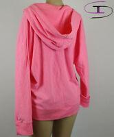 Victoria's Secret Zip Up Hoodie Medium E15