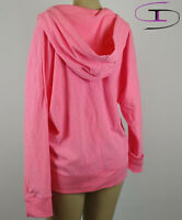 Victoria's Secret Zip Up Hoodie Medium E15